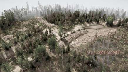 Abandoned plot for MudRunner