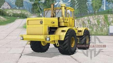 Kirovets K-700A rotating driveshaft for Farming Simulator 2015