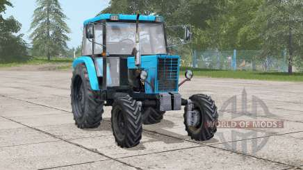 MTZ-82 Beԓarus for Farming Simulator 2017