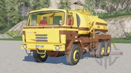 Tatra T815 CAS-11 for Farming Simulator 2017