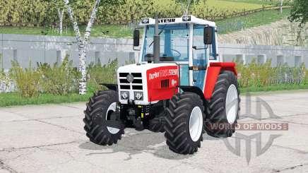 Steyr 8080A Turbo〡animated wiper for Farming Simulator 2015