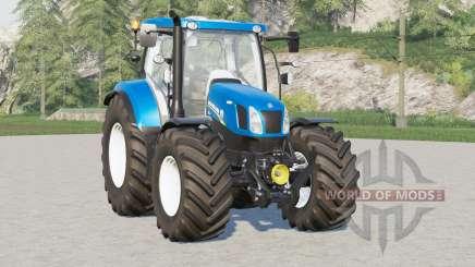 New Holland T6 serieᵴ for Farming Simulator 2017