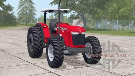 Massey Ferguson 4299 for Farming Simulator 2017