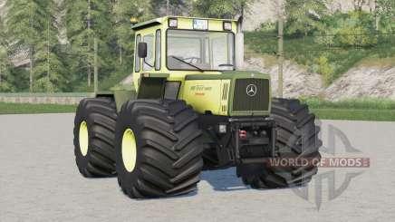 Mercedes-Benz Trac 1000〡Terra tires for Farming Simulator 2017