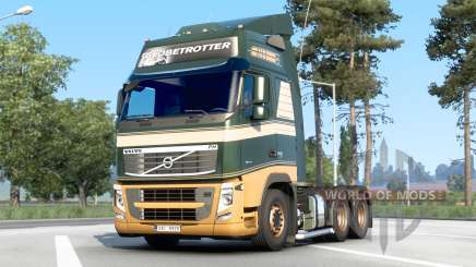 Volvo FH series 2009〡Brasil Edition for Euro Truck Simulator 2
