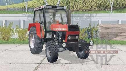 Zetor 8011〡animation steering for Farming Simulator 2015