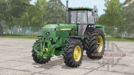John Deere 4050 serieʂ for Farming Simulator 2017