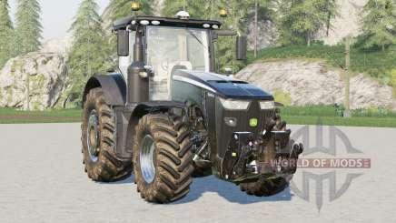 John Deere 8R series〡multiplayer support for Farming Simulator 2017