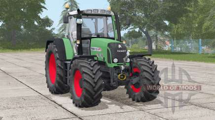 Fendt 820 Vario TMS〡fixed some bugs for Farming Simulator 2017