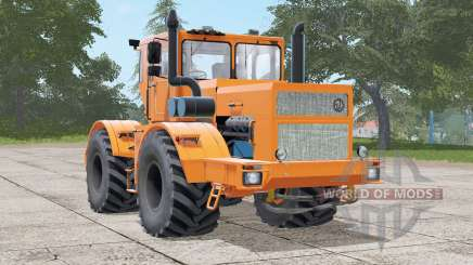 Kirovets K-700A〡 selectable engine power for Farming Simulator 2017