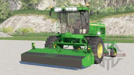 John Deere W260〡self-propelled mower for Farming Simulator 2017