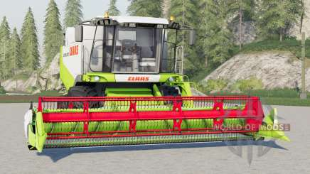 Claas Lexion 530〡well modeled for Farming Simulator 2017