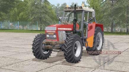Zetor 12145〡visual extras for Farming Simulator 2017