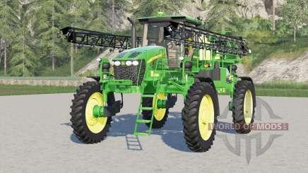 John Deere 4730〡self-propelled sprayer for Farming Simulator 2017