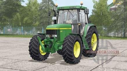 John Deere 6810〡front attacher configuration for Farming Simulator 2017