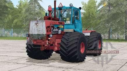 T-150K 41 Engine vibration animation for Farming Simulator 2017