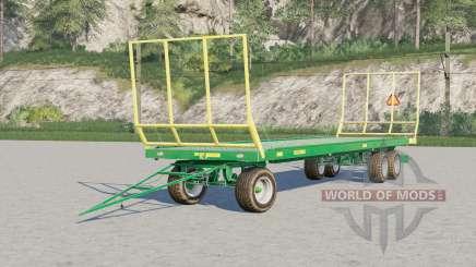 Metaltech PBD 16 for Farming Simulator 2017