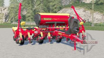 Vaderstad Tempo F8 for Farming Simulator 2017