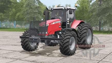 Massey Ferguson 7700 serieᶊ for Farming Simulator 2017
