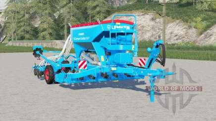 Lemken Compact-Solitair 9 for Farming Simulator 2017