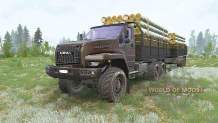 Ural Nexƭ for MudRunner