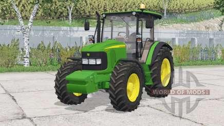 John Deere 5R series for Farming Simulator 2015