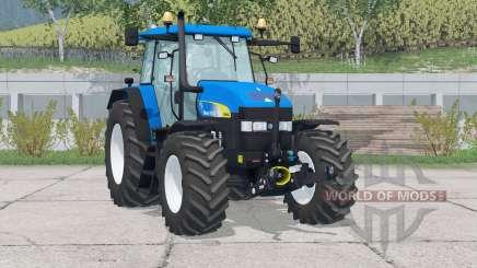 New Holland TM155 for Farming Simulator 2015
