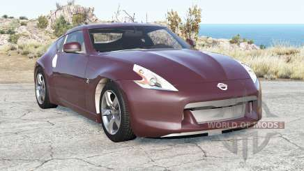 Nissan 370Z (Z34) 2009 for BeamNG Drive