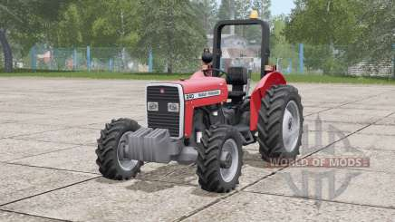 Massey Ferguson 240〡fixed minor details for Farming Simulator 2017
