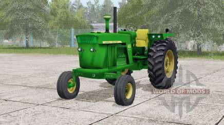 John Deere 4020〡wheels selection for Farming Simulator 2017