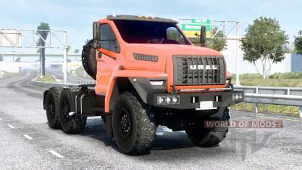 Ural Next (44202-5311-74E5) v1.8 for American Truck Simulator