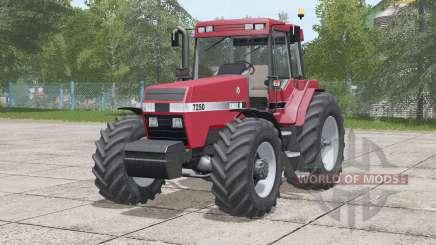 Case IH 7250 Magnum〡3 type wheels for Farming Simulator 2017