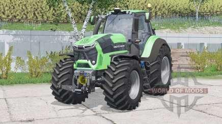 Deutz-Fahr 9340 TTV Agrotroɲ for Farming Simulator 2015