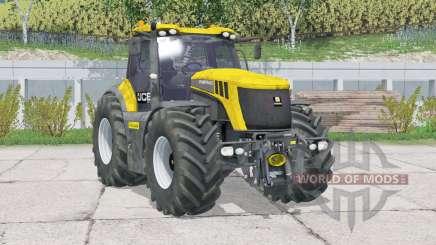 JCB Fastraȼ 8310 for Farming Simulator 2015
