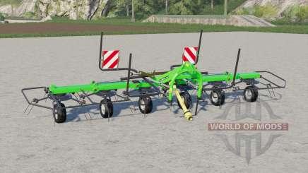 Deutz-Fahr CondiMaster 7621〡tedder for Farming Simulator 2017