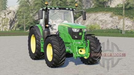 John Deere 6R seriᶒs for Farming Simulator 2017