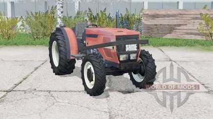 Same Frutteto 60〡movable front axle for Farming Simulator 2015