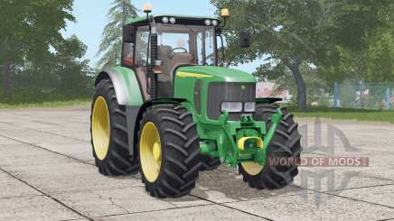 John Deere 6920S〡interactive control for Farming Simulator 2017
