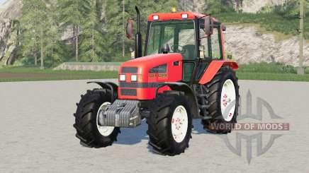 MTZ-1221.4 Belarus 41reds for Farming Simulator 2017