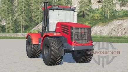 Kirovets K-744R4〡visual additions for Farming Simulator 2017