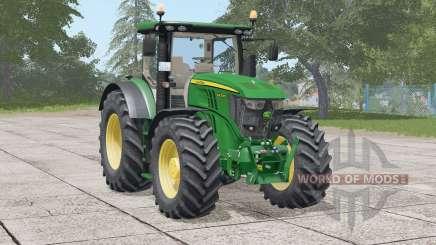 John Deere 6R series〡more realistic power for Farming Simulator 2017