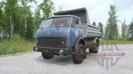 MAZ-5549 for MudRunner