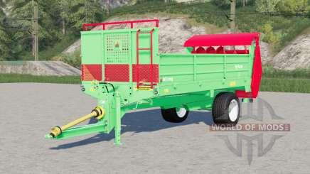 Unia Tytan 6 for Farming Simulator 2017