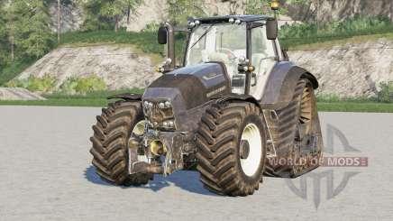 Deutz-Fahr Serie 7〡new tire configuration for Farming Simulator 2017