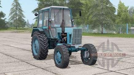 MTZ-80 Belarus 8121option of front loader for Farming Simulator 2017