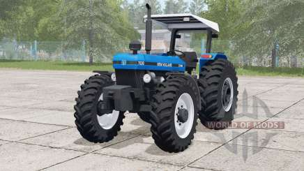 New Holland 7630〡frontloader support for Farming Simulator 2017