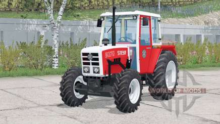 Steyr 8070A〡animated wiper for Farming Simulator 2015