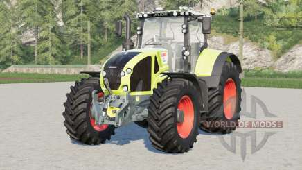 Claas Axion 900〡switched light to xenon for Farming Simulator 2017