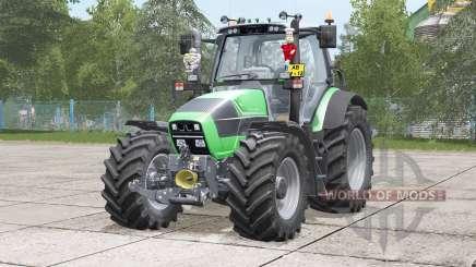 Deutz-Fahr Agrotron TTV 620〡wheels selection for Farming Simulator 2017