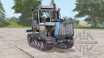 T-150 on tracked track for Farming Simulator 2017